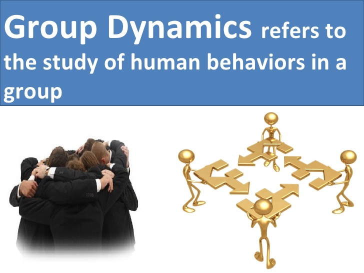 Activities for group dynamics